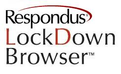 Respondus LockDown Browser is a custom browser that locks down the testing environment within Moodle. When students use LockDown Browser they are unable to print, copy, go to another URL, or access other applications. When an assessment is started, students are locked into it until they submit it for grading. Available for Windows, Mac and iOS.